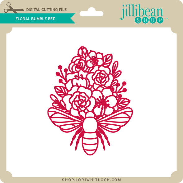 Floral Bumble Bee