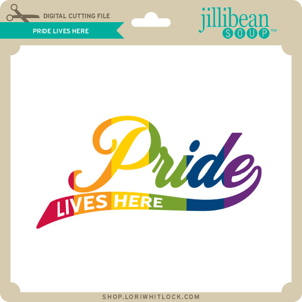 Pride Lives Here