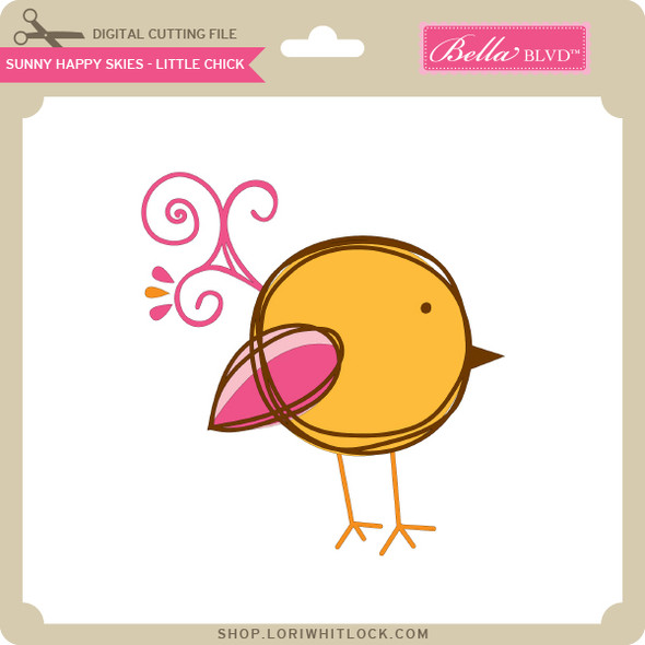 Sunny Happy Skies - Little Chick