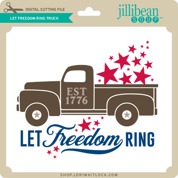 Let Freedom Ring Truck