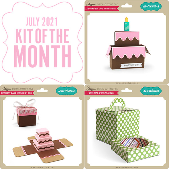 2021 July Kit of the Month