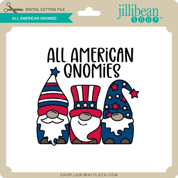 All American Gnomies
