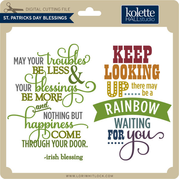 St. Patrick's Day Blessings