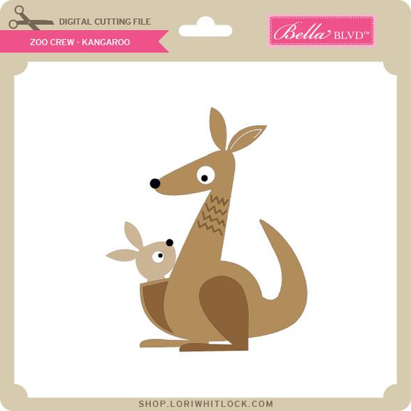 Zoo Crew - Kangaroo