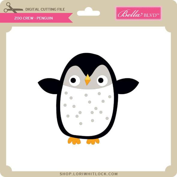 Zoo Crew - Penguin