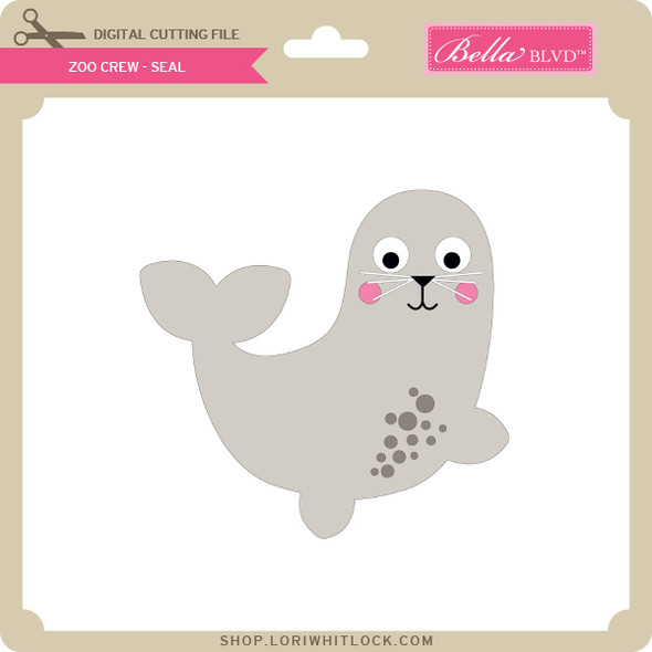 Zoo Crew - Seal