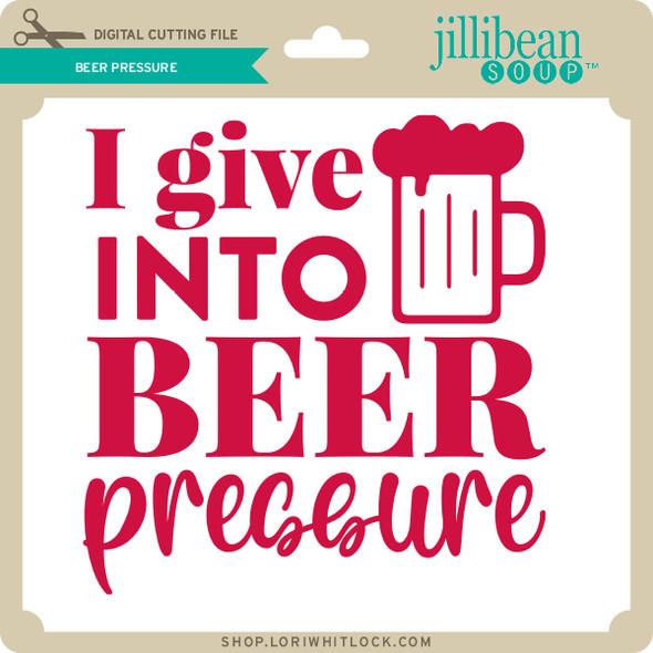 Beer Pressure