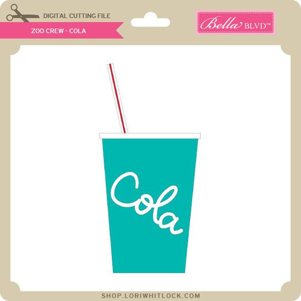 Zoo Crew - Cola