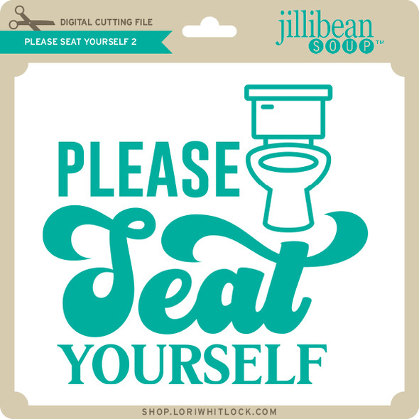 Please Seat Yourself 2