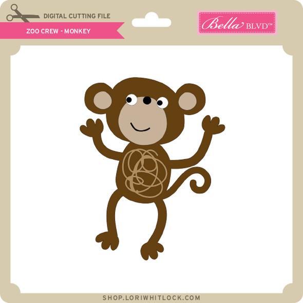 Zoo Crew - Monkey