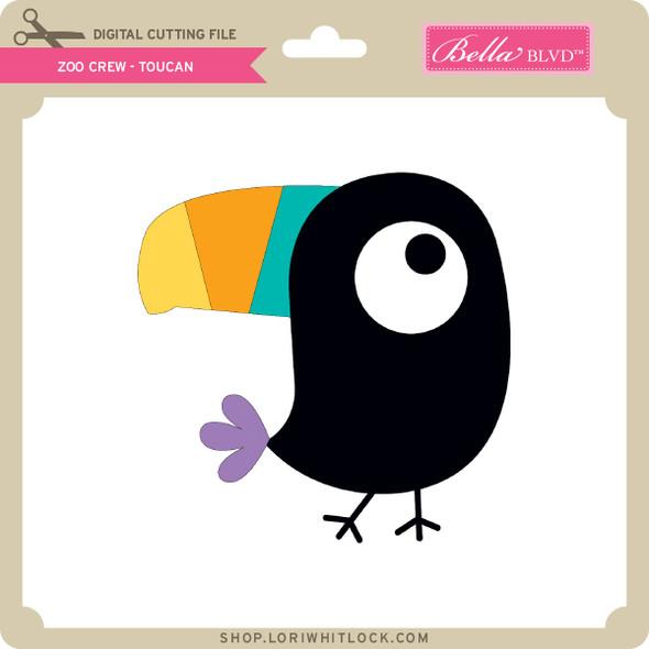Zoo Crew - Toucan