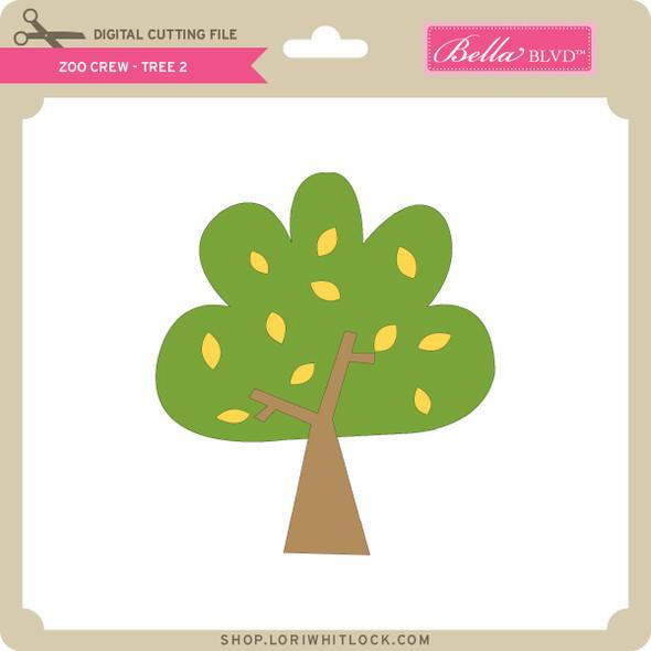 Zoo Crew - Tree 2