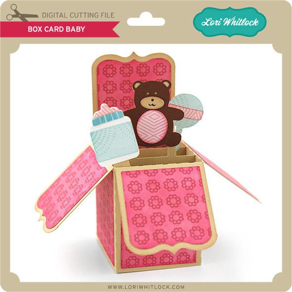 Box Card Baby