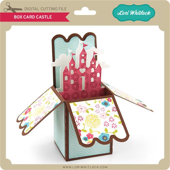 Box Card Castle