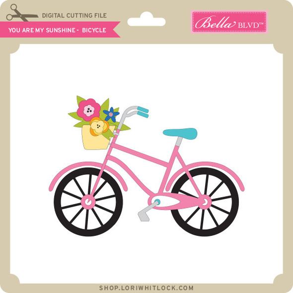 You are My Sunshine - Bicycle