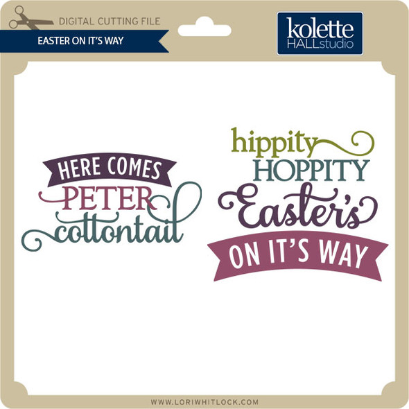 Easter On Its Way