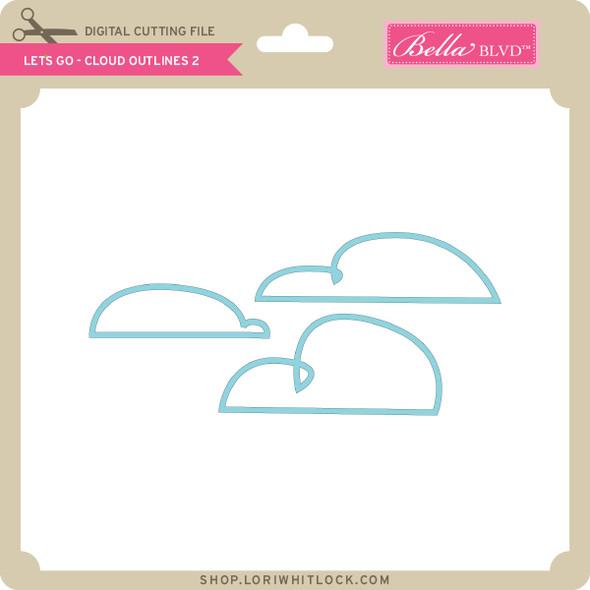 Let's Go - Cloud Outlines 2