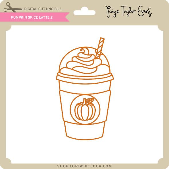 Pumpkin Spice Latte 2