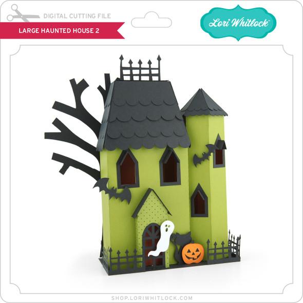 Large Haunted House 2