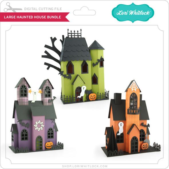 Large Haunted House Bundle