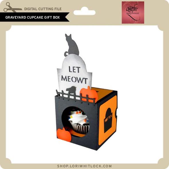 Graveyard Cupcake Gift Box