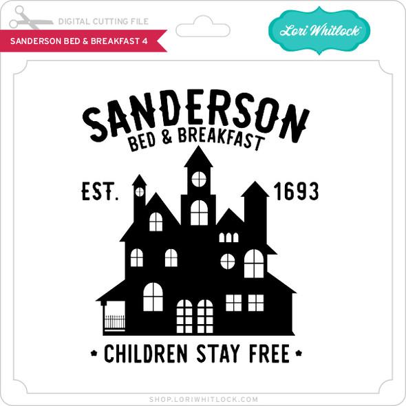Sanderson Bed & Breakfast 4