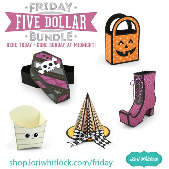 Friday $5 Bundle #118