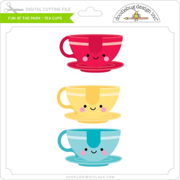 Fun at the Park - Tea Cups
