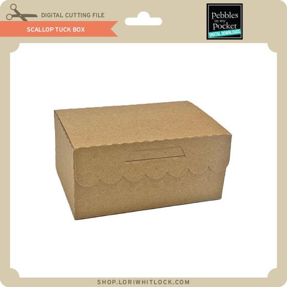 Scallop Tuck Box