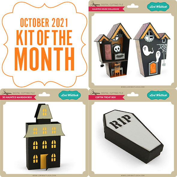 2021 October Kit of the Month