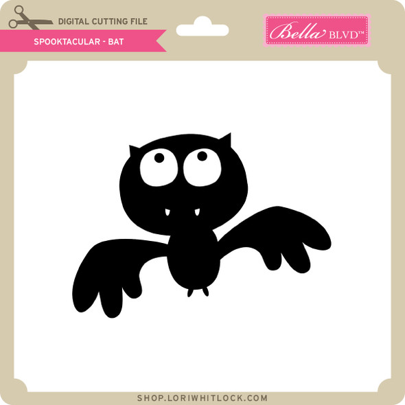 Spooktacular - Bat