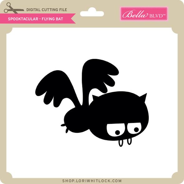 Spooktacular - Flying Bat