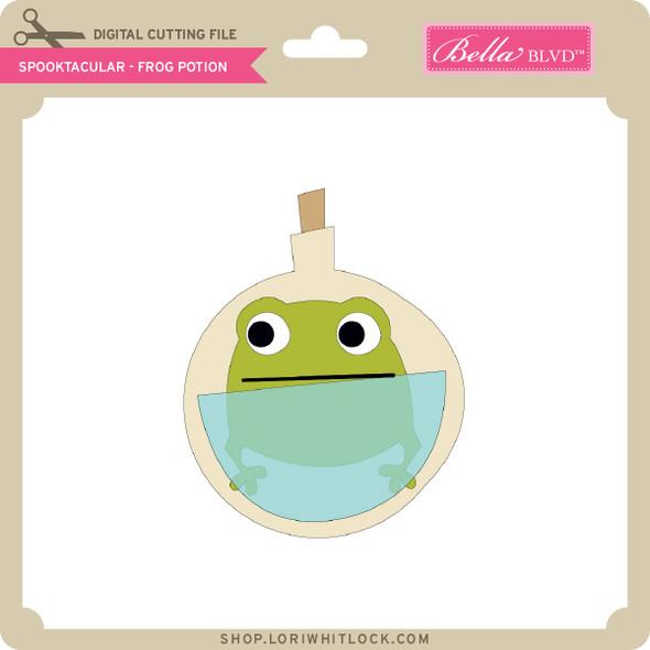 Spooktacular - Frog Potion
