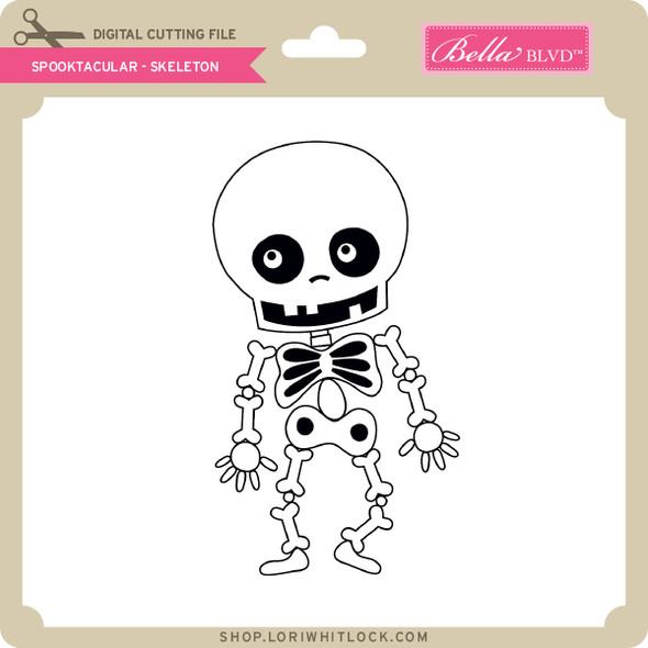 Spooktacular - Skeleton