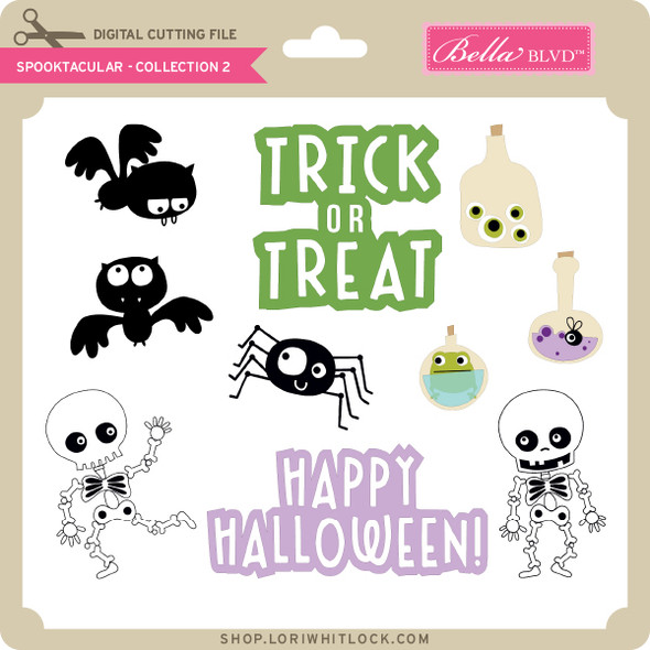 Spooktacular - Collection 2