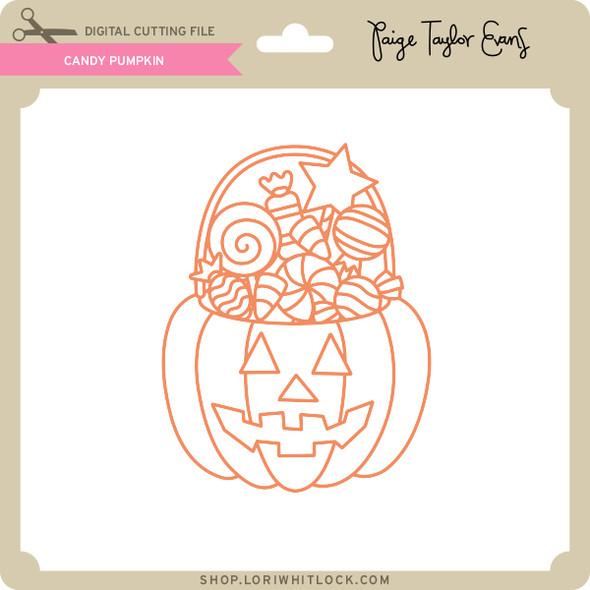 Candy Pumpkin