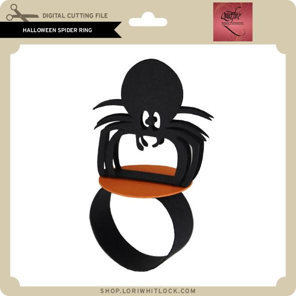 Halloween Spider Ring