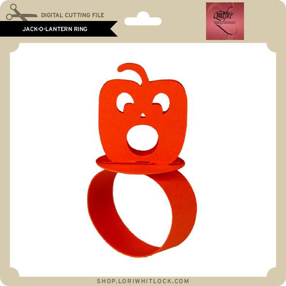 Jack O Lantern Ring