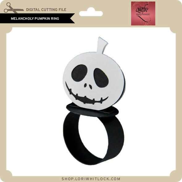 Melancholy Pumpkin Ring