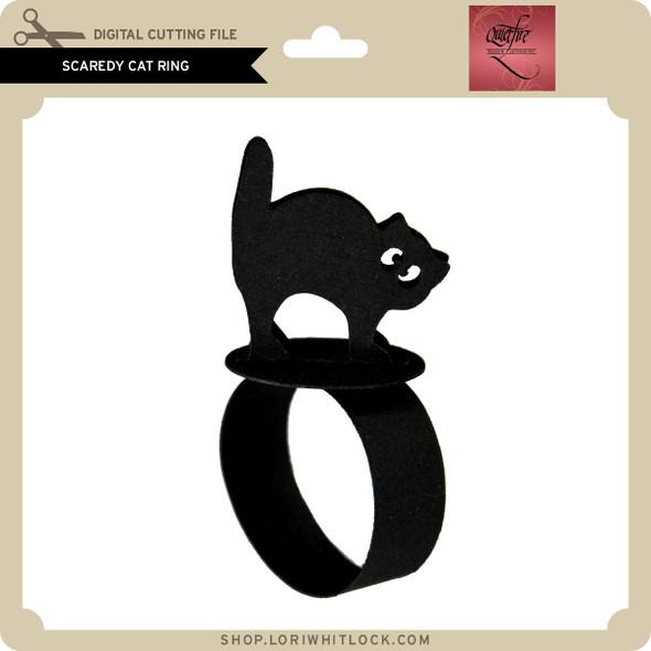 Scaredy Cat Ring