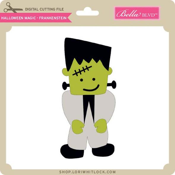 Halloween Magic   Frankenstein