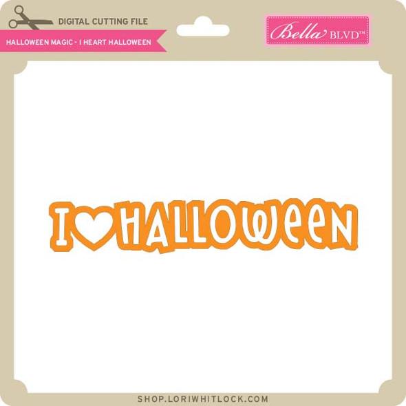 Halloween Magic   I Heart Halloween