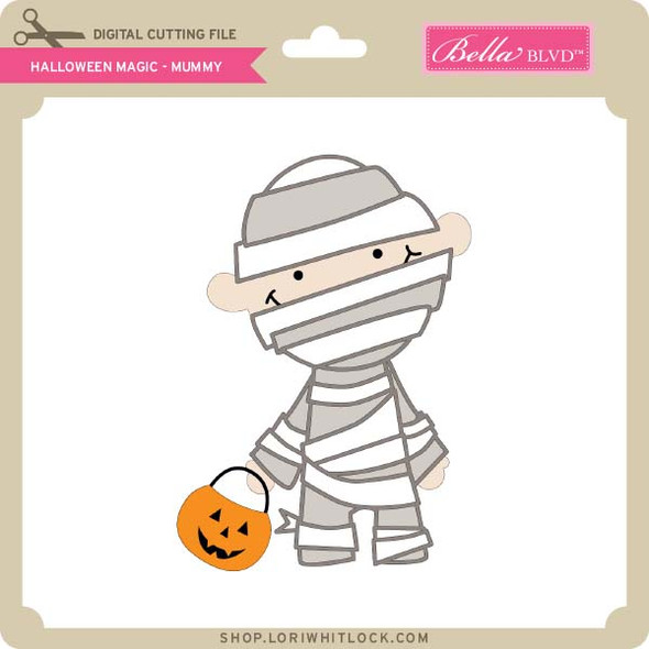 Halloween Magic Mummy
