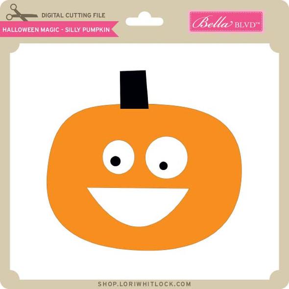 Halloween Magic   Silly Pumpkin