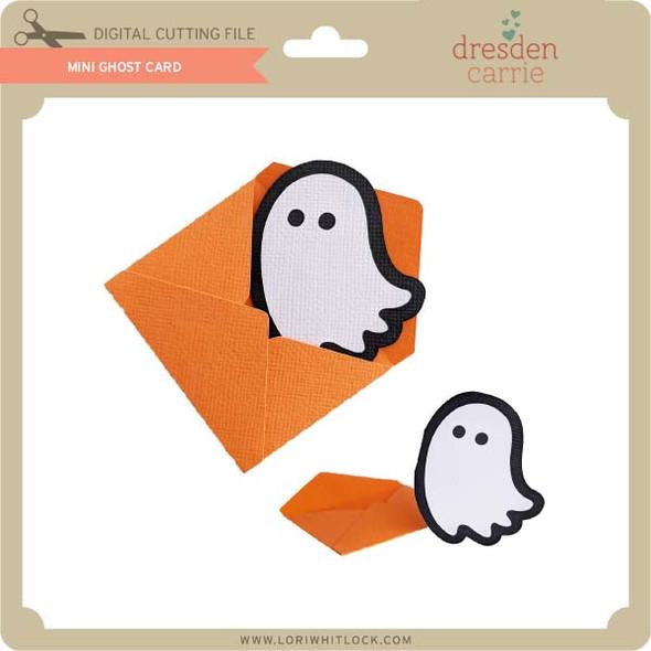 Mini Ghost Card