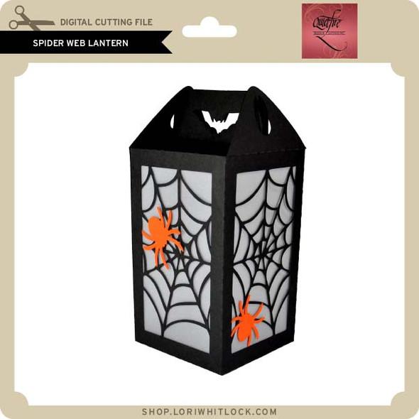 Spider Web Lantern