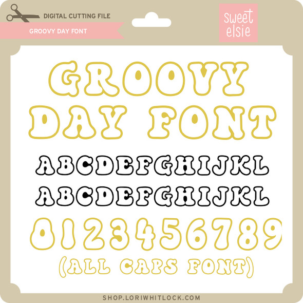 Groovy Day Font
