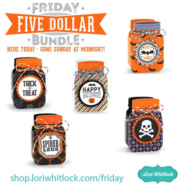 Friday $5 Bundle #120