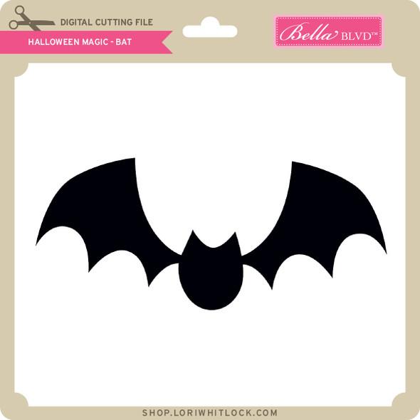Halloween Magic - Bat