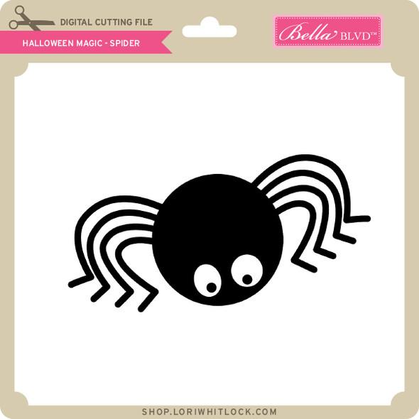 Halloween Magic - Spider